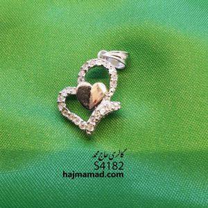 مدال سینه - گردنبند نقره